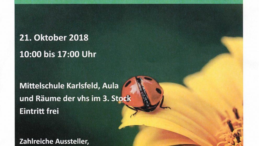 Messeplan und Mitwirkende Karlsfelder Gesundheitstag
