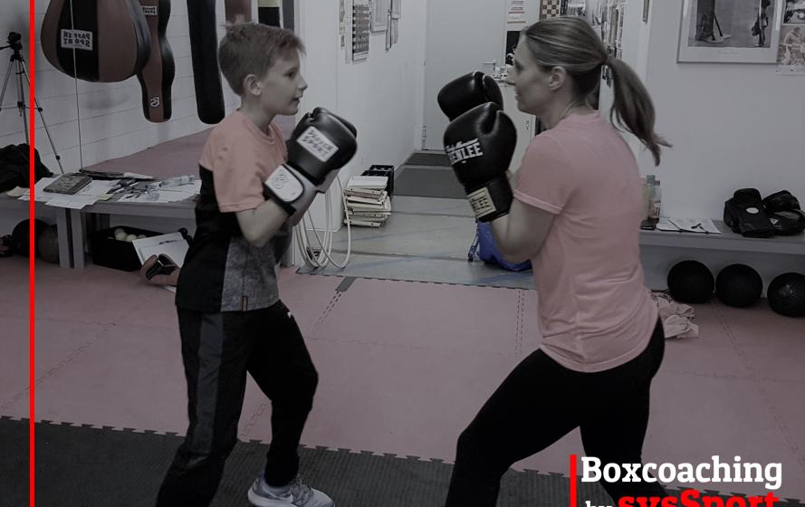 Boxcoaching- sysbox4family: gemeinsam Boxen für Körper, Geist und Verständnis